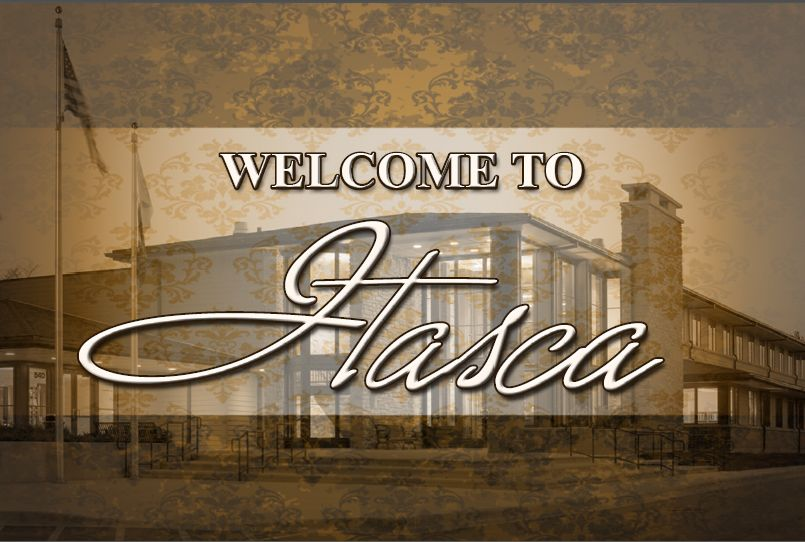 Welcome to Itasca banner