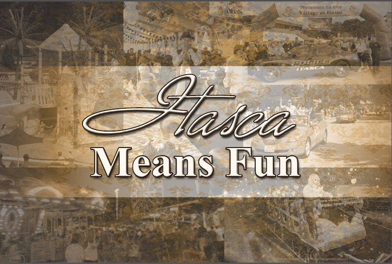 Itasca means fun banner