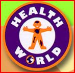 Health World Logo
