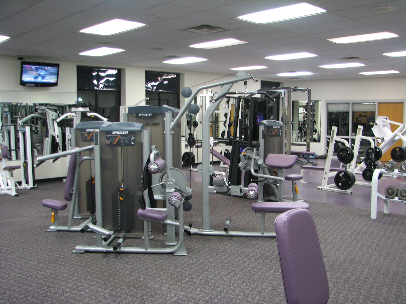 Gym Equipment Wallpapers