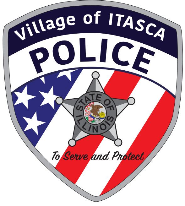 Itasca Police Patch 2019