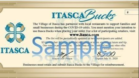 Itasca Bucks Program